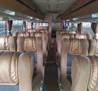 interior bus pariwisata malang