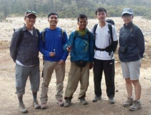 pakej trekking semeru