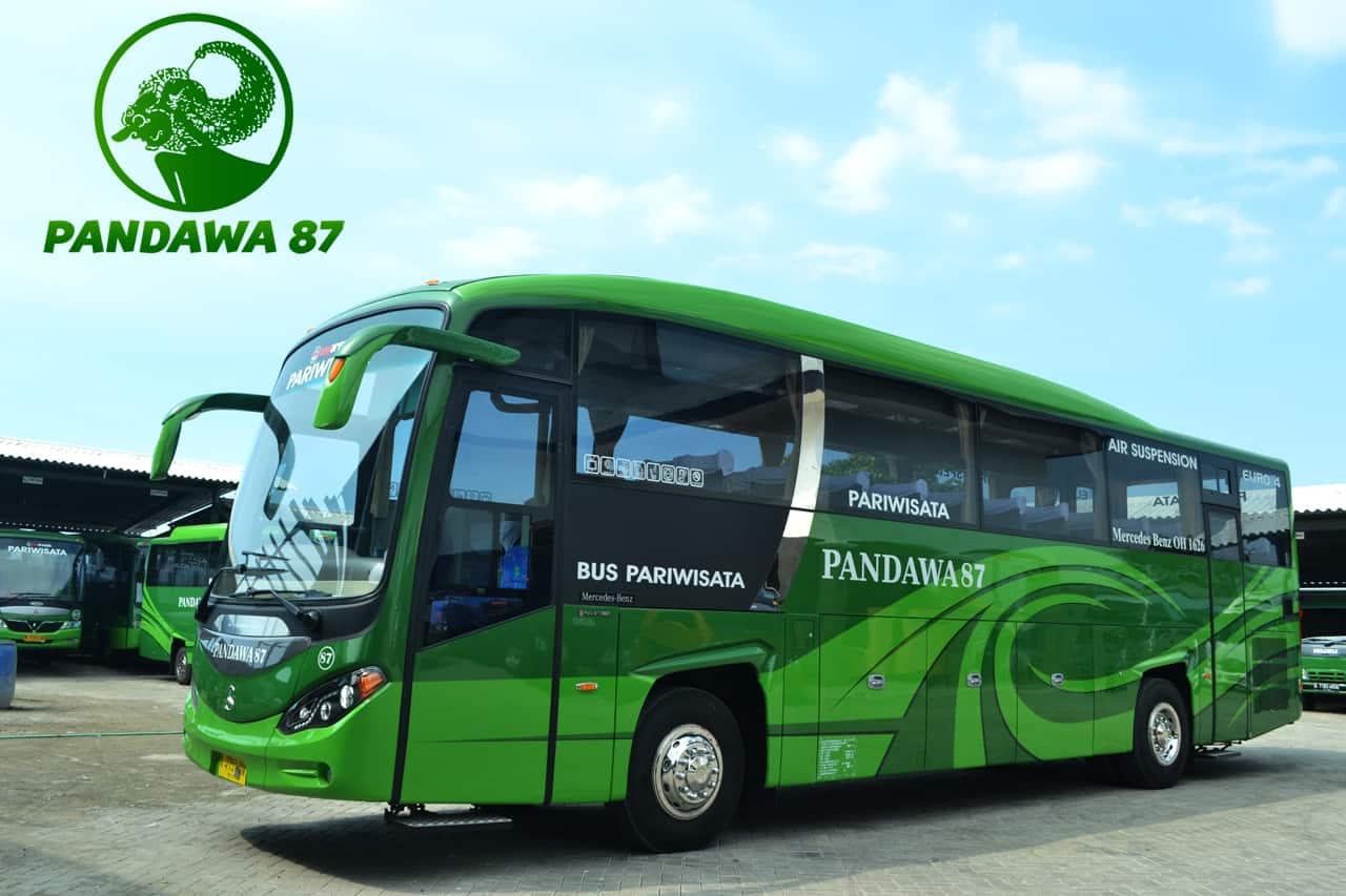 Sewa Bus Pariwisata Pandawa 10 Harga Charter Terbaru 10 Agen