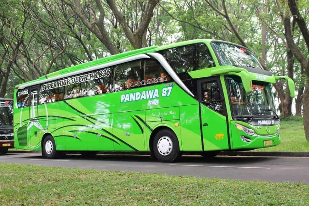 Bus SHD Pandawa 87