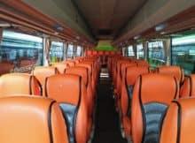 Interior Bus SHD Pandawa 87